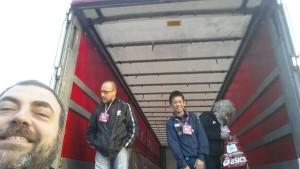 al camion